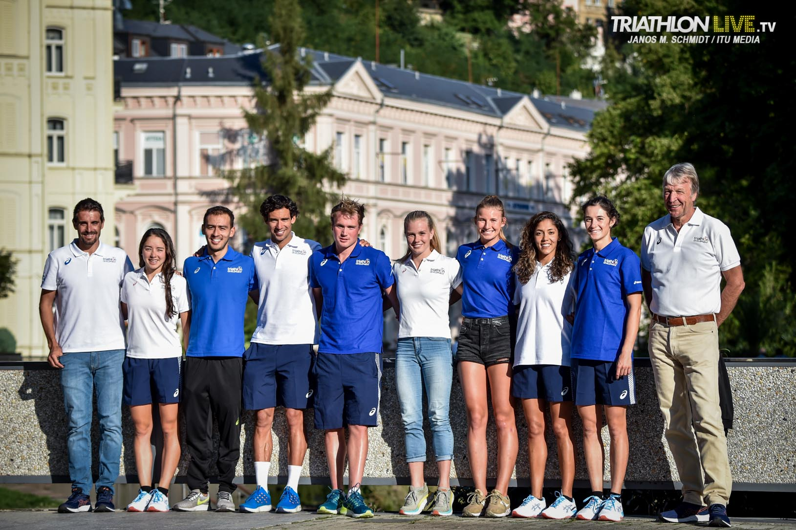 ASICS World Triathlon Team